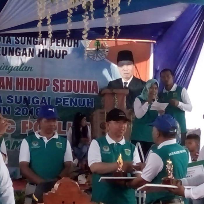 MAN1 Sungai Penuh Raih Juara 1 Sekolah Adiwiyata